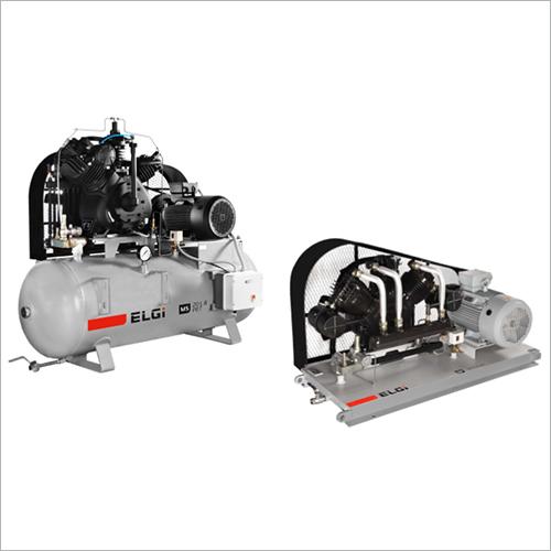 High Pressure Reciprocating Air Compressors