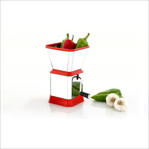 Stainless Steel Chilly Cutter for Home