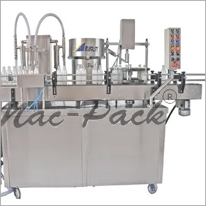 Automatic Volumetic liquid filling machine