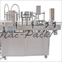 Volumatric Liquid Filling Machine