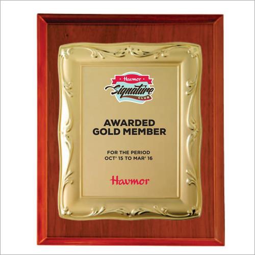 Promotional Award