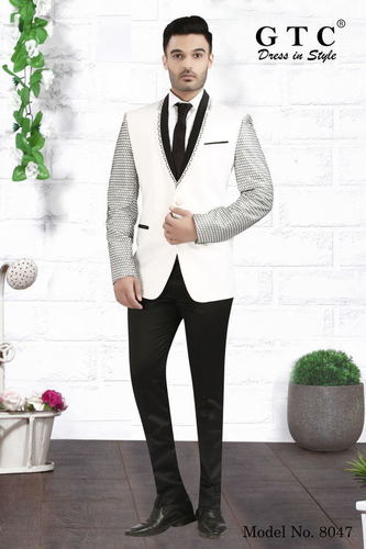 8047 DESIGNER MEN SUIT