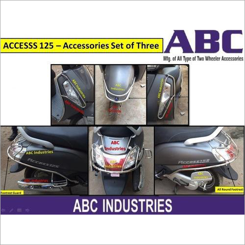 Suzuki Access125 Accessories Set