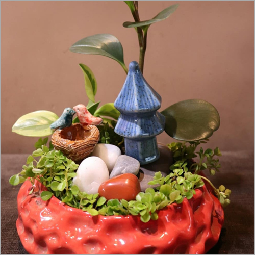 Ceramic Decorative Garden Planter