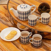 Ceramic Morning Tea Set