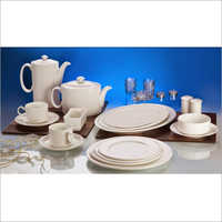 Ceramic Dinner And Tea Set