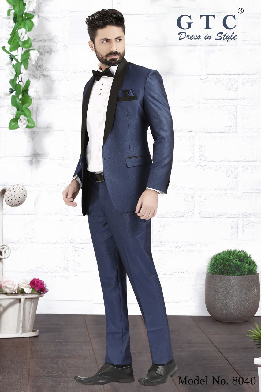 8040 DESIGNER MEN SUIT