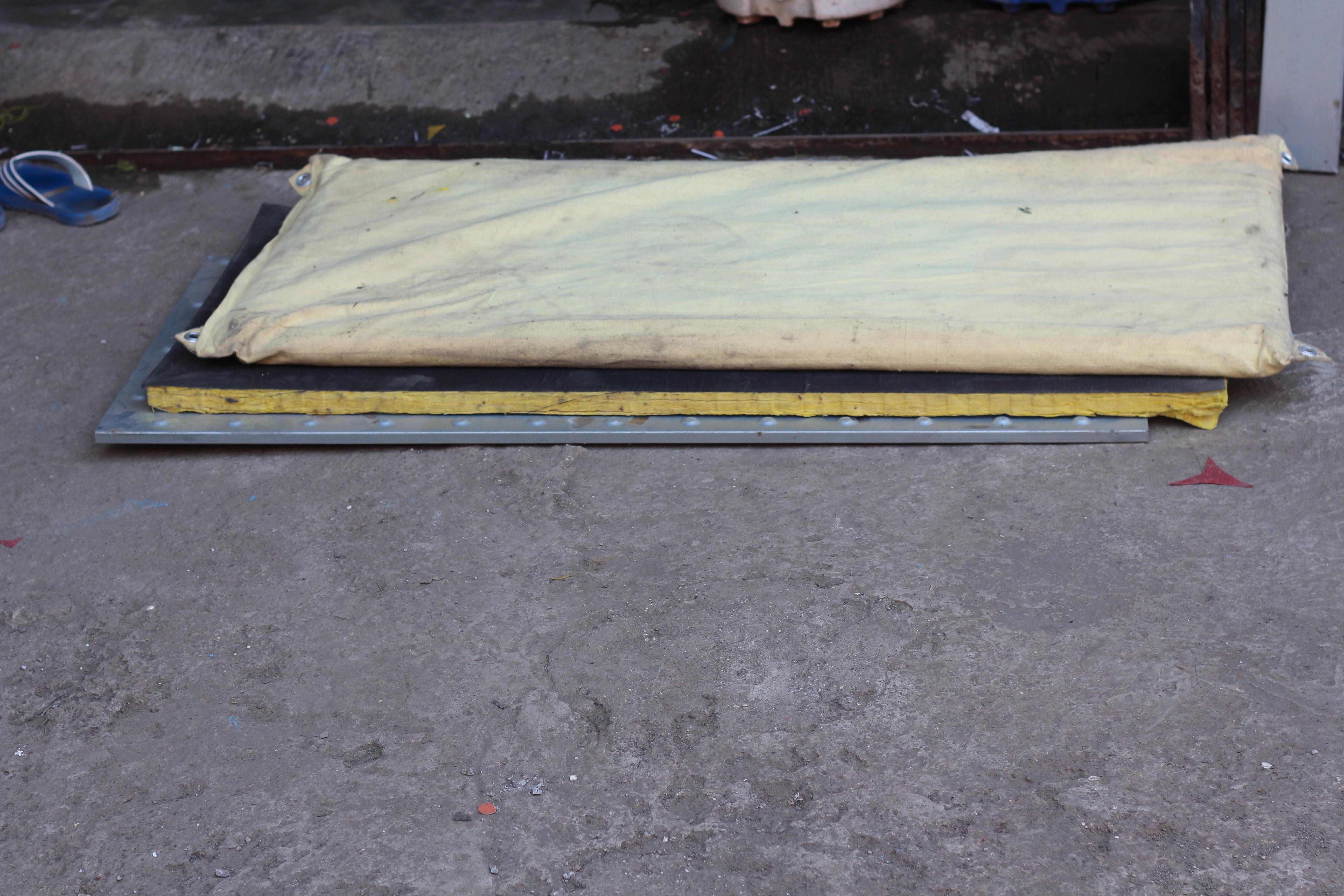 Welding Heat Resistant Pad