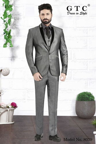 8039 Designer Men Suit