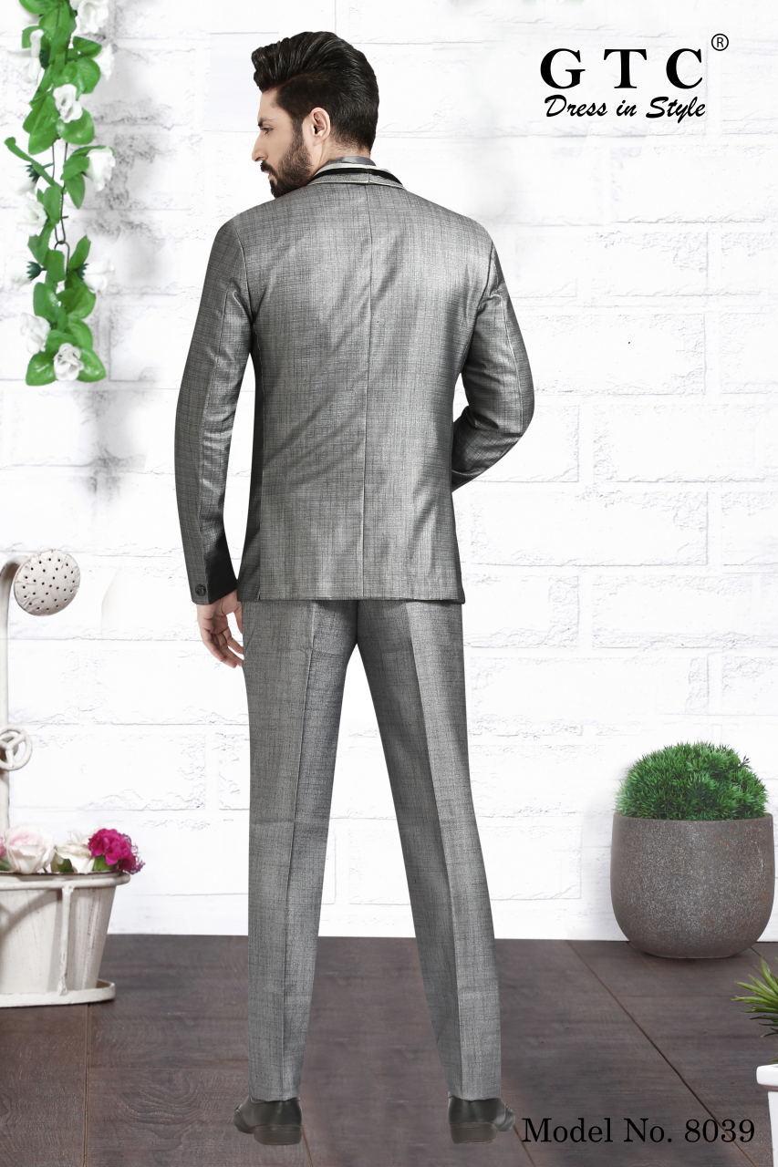 8039 Designer Men Suit