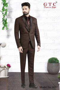 8037 Designer Men Suit