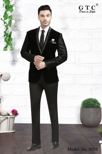 8036 Designer Men Suit