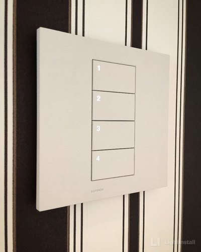 Lutron Home Automation System