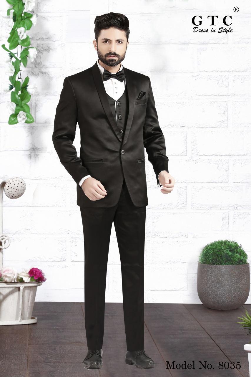 8035 Designer Men Suit