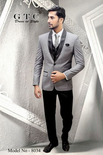 8034 Designer Men Suit