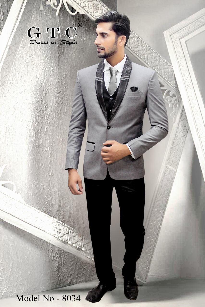 8034 Designer Men Suit