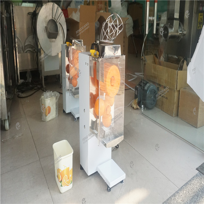 High efficiency automatic stainless steel orange juicer squeezer extruding machine/fresh electric lemon orange juice extractor