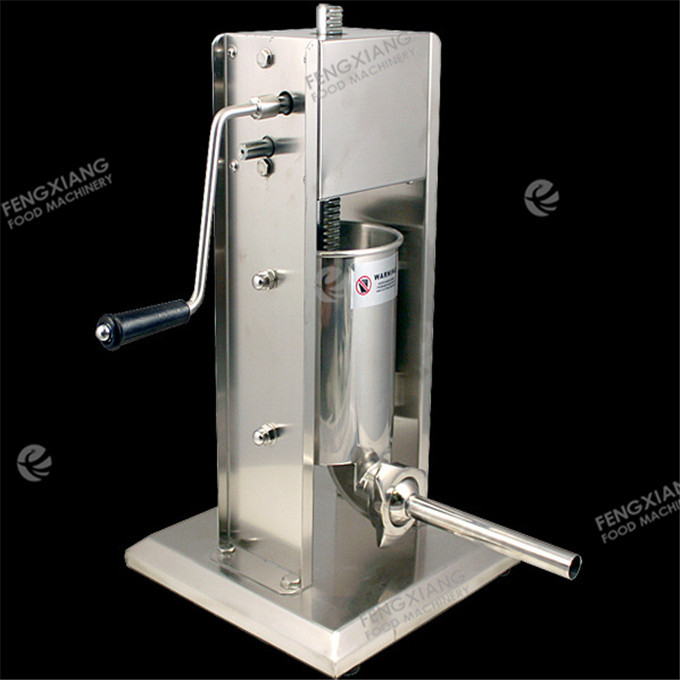 Stainless steel automatic manual sausage stufer /Electric Meat Sausage Filler