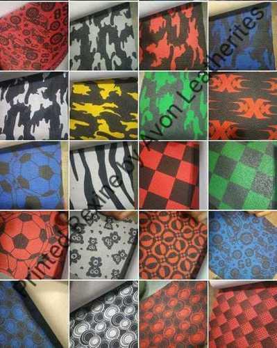 Two wheeler seat cover rexine