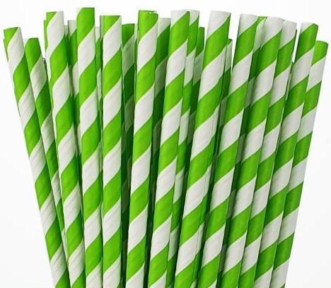 Colour Paper Straw