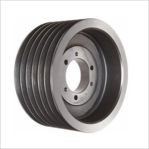 Pulley Alloy Casting