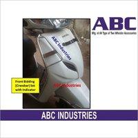 Activa 5G Honda SS Front Bidding Cressbar Set