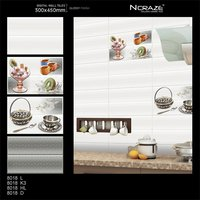 300x 450mm Designer Kitchen Wall Tiles