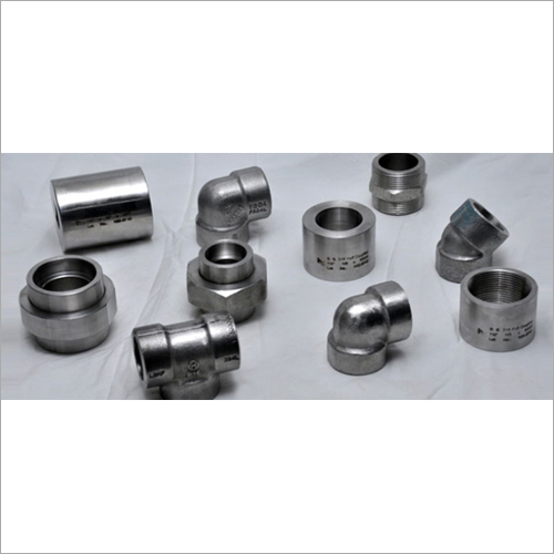 UNS N08825-DIN 2.4858 825 Grade Incoloy Forged Fitting