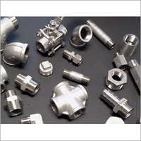 UNS N04400-DIN 2.4360 400 Grade Monel Alloy Forged Fitting