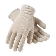 10 Guage Cotton Knitted Gloves