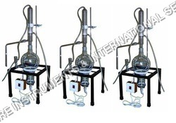 Distillation Assembly Electricity Operated