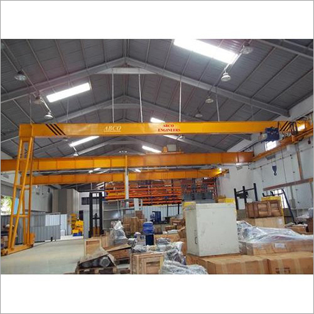ABCO Electric HOT Cranes, Load Capacity 500 Kg to 10 Ton, for Industrial