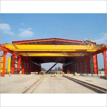 ABCO Electric Cranes, Load Capacity 1-20 Ton, for Industrial