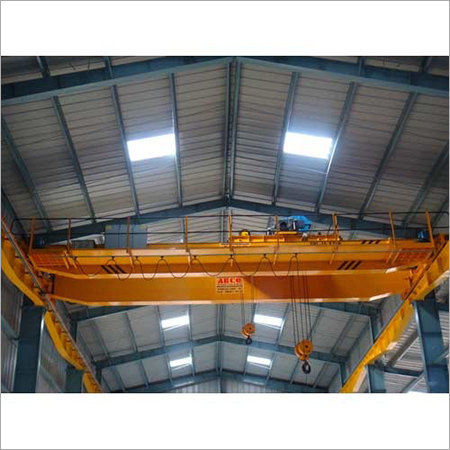 ABCO Overhead Cranes, Load Capacity 0.5-80 Ton, for Industrial