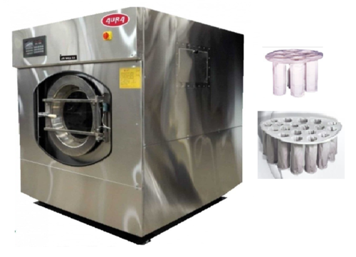 Industrial Washer Extractor Dryer for Pharmaceutical Finger Begs