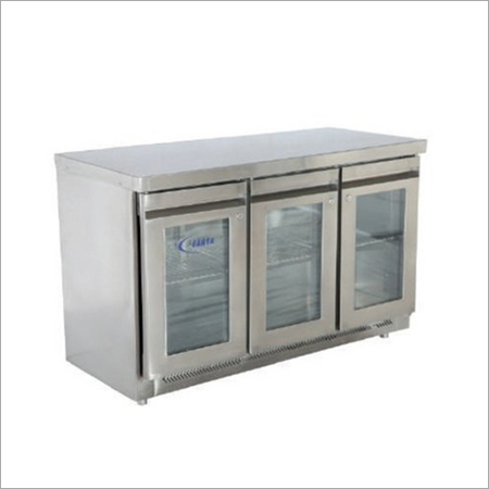 3 Door Bar Refrigerator
