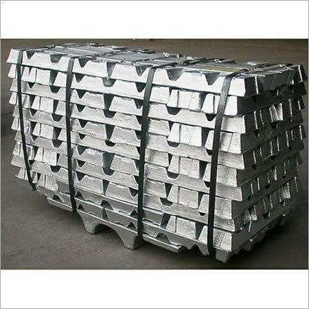 Lead Alloy Ingots
