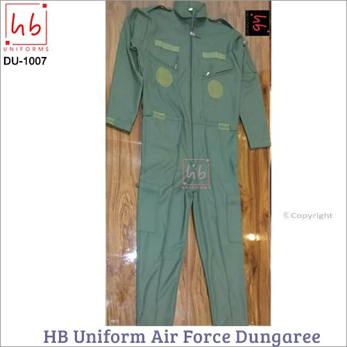 HB Uniform Air Force Dungaree