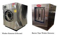 Washer Extractor  for pharma