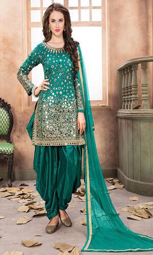 Indian Fashion Salwar-Suits