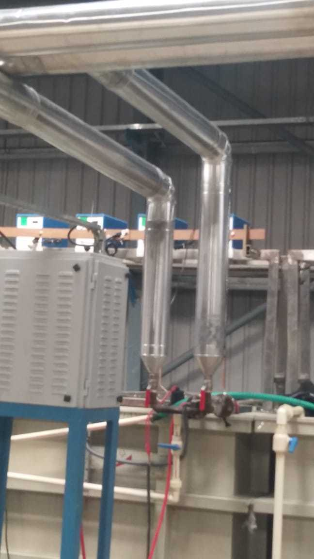 Manual & Automatic Electroplating plant