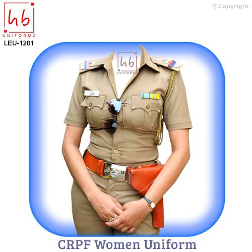 CRPF Women Uniform