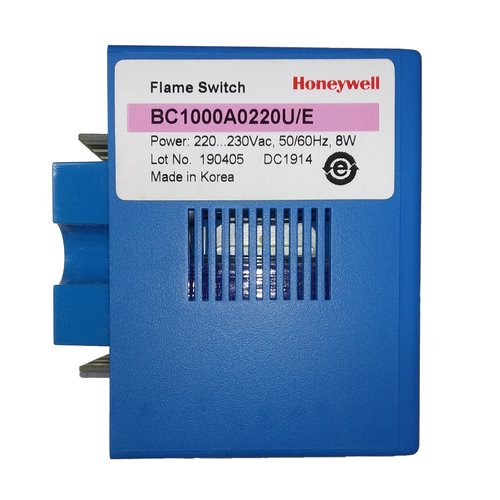 Honeywell flame switch BC1000A0220U/E