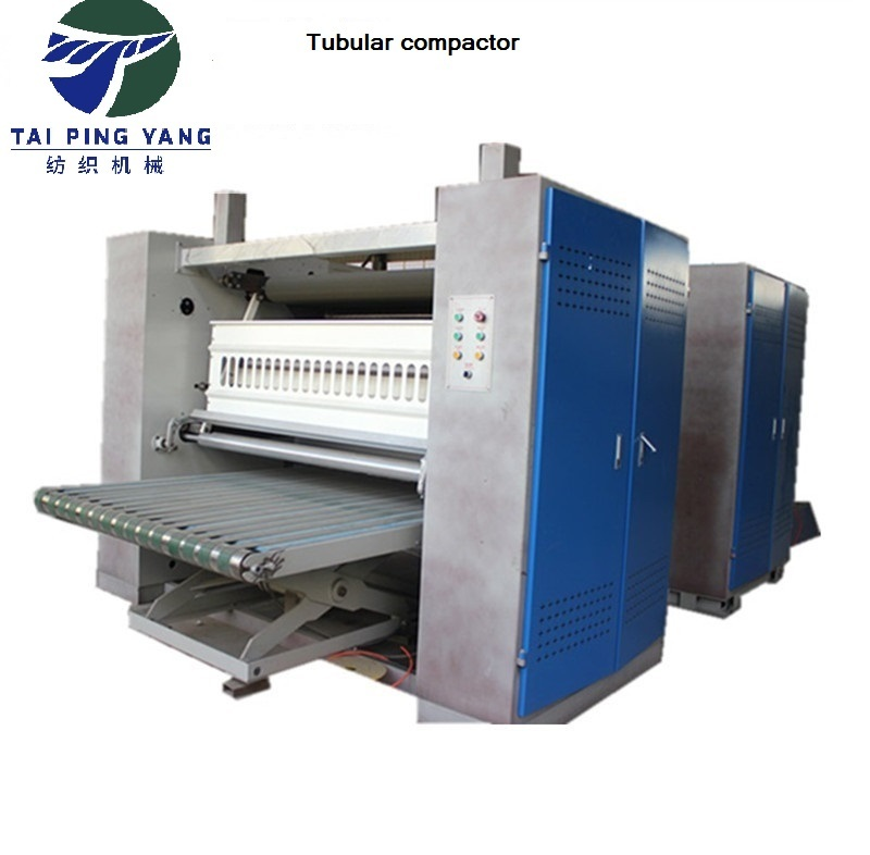 Knit Fabric Compacting Machine