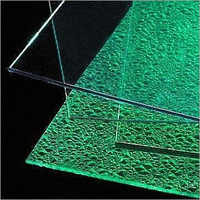 Lexon Polycarbonate Embossed Roofing Sheet
