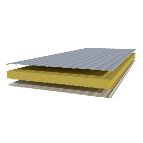 Hot Rolled Sandwich Panel
