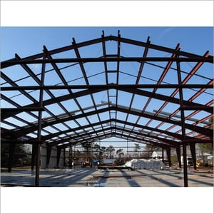 Conventional Steel Building