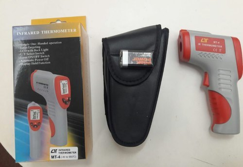 Infrared Thermometer Make MT4 550 Imported