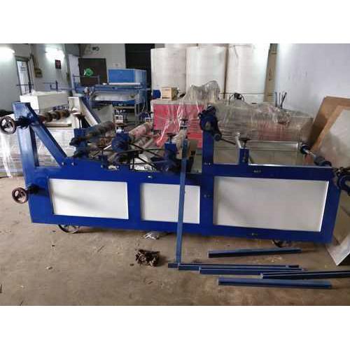Paper Plate Making Electric Lamination Machine