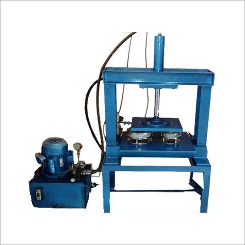Semi Automatic Buffet Plate Making Machine
